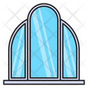 Mirror Showcase Interior Icon