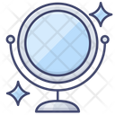 Mirror Magnification Beauty Icon