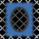 Mirror Frame Interior Icon