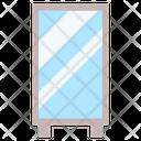 Mirror Reflection Style Icon