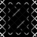 Mirror Square Icon