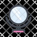 Mirror Fashion Mackup Icon