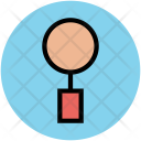 Mirror Mouth Dental Icon