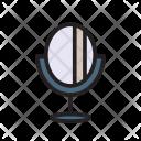 Mirror Display Interior Icon
