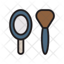 Mirror Brush Salon Icon