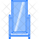 Mirror Outdoor House Icon