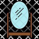 Mirror Furniture Icon