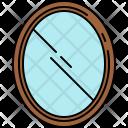 Mirror Glass Icon