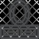 Mirror Armoire Icon
