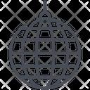 Celebration Globe Islam Icon