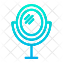Mirror Stand Icon