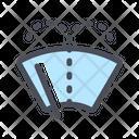 Mirror Wiper Icon