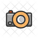 Mirrorless Camera Icon