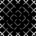 Misc Puzzle Segments Icon