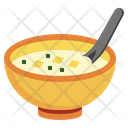 Miso Soup Meal Asian Food Icon