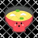 Miso Soup Bowl Bowl Soup Icon