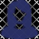 Miss Anchor Girl Avatar Icon
