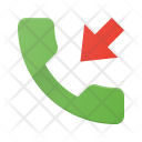 Missed Call Phone Icon