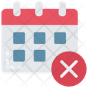 Missed Deadlines Icon