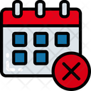 Missed Deadlines Icon