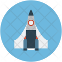 Missile Rocket Space Icon