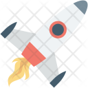 Missile Rocket Launch Icon