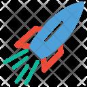 Missile Rocket Energy Icon