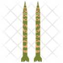 Missile Rocket Army Missile Icon