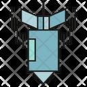 Missile Rocket Spaceship Icon