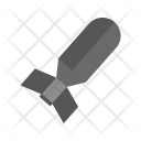 Missile Weapon Rocket Icon