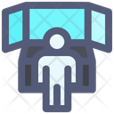 Missile Launch Icon