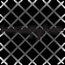 Missile Launcher Gun Warfare Weapon Icon