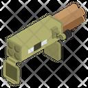 Missile Launcher Machine Icon