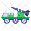 Missile Truck Icon