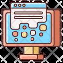 Missing Data Pattern Icon