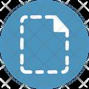 Create Document File Icon