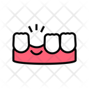 Lost Tooth Color Icon