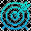 Target Goal Center Icon
