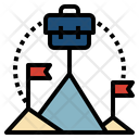 Mission Business Company Icon