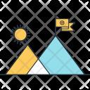 Mission Mountain Success Icon