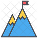 Mission Business Target Icon