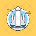 Mission Goal Startup Icon