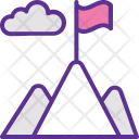 Mountain Flag Achievement Icon