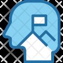 Mission Human Mind Icon