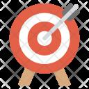 Aim Goal Target Icon