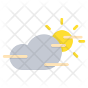Mist Fog Cloud Icon