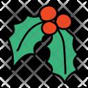 Mistletoe Christmas Icon