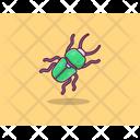 Mite Vermine Insect Icon