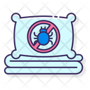 Mite Proof Bedding Icon