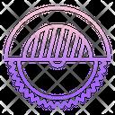 Miter Saw Icon